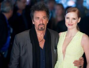"""Depois de 30 anos, Al Pacino sobe aos palcos de Londres com """"Salomé"""""""