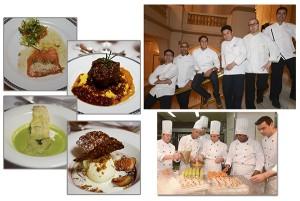 Jantar no Copa Palace reúne todos os chefs do hotel: vem espiar como foi