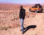 Aventura Suzuki: empresário Cesar Prieto e sua road trip pelo Atacama