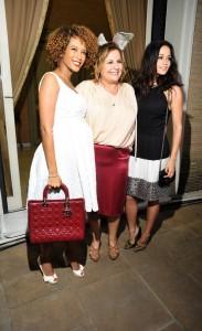 Deborah Secco, Taís Araújo, Nanda Costa e mais famosos na festa da revista J.P