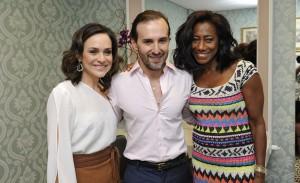 Marcos Proença inaugura novo salão de beleza em SP
