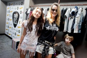 Marca Mini U.S. promoveu agito especial pelo Dia das Crianças