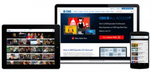 Netflix ganha primeiro concorrente com chegada do CBS All Access