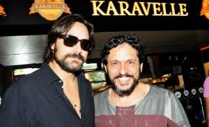 Cheers: Otavio Veiga comemora aniversário no Bar Karavelle