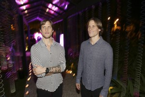 Fernando e Ricardo Whately lançam o Stey App em SP