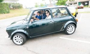 Primeiro encontro de carros antigos agitou a Quinta da Baroneza