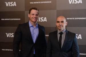 Programa Visa Infinite Experience aterrissa em Porto Alegre