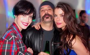 De Andrea Dellal a Alinne Moraes em festa para Candé Salles, chez Lenny