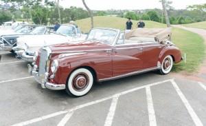 Vem ver os carros que mais chamaram a atenção na Quinta da Baroneza