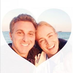 Luciano Huck se derrete a Angélica pelos 10 anos de casamento da dupla