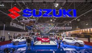 Inovação e tecnologia nos lançamentos da Suzuki no 28º Salão do Automóvel
