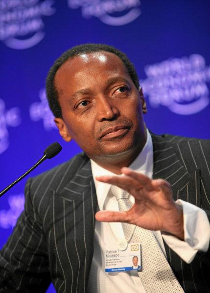 Patrice T. Motsepe - World Economic Forum Annual Meeting Davos 2009