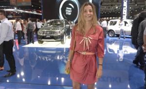 Suzuki marca presença com lounge poderoso no Salão do Automóvel