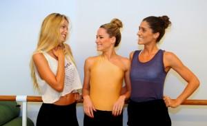 Glamurettes cariocas experimentam a nova onda do ballet fitness