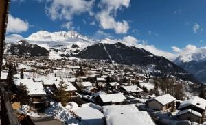Chalé mais caro da Europa, na Suíça, vai ao mercado por R$142 milhões