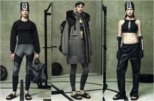 Saiu o lookbook da coleção de Alexander Wang para a H&M