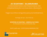 Glamurama e JK Iguatemi armam piquenique para o Dia das Crianças