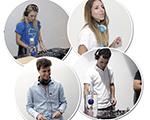 DJ School: festa de encerramento delícia toma conta do Audi Lounge