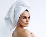 "Keira Knightley acaba de fazer parte da ""Towel Series"" de Mario Testino"