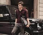Mercedes-AMG e maison italiana Santoni lançam linha de acessórios masculinos