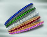 Desejo do Dia: arco-íris poderoso nas pulseiras Maurício Monteiro