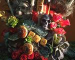 Vic Meirelles cria arranjo especial para o Glamurama neste Dia das Bruxas