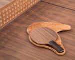 Lá em Casa: ping-pong com design, por Etel e Dado Castello Branco