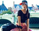 Em Londres, Lebôh fotografa campanha de verão descolada. Aos cliques
