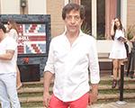 Ricardo Almeida gosta de moda até na hora de escolher a melhor vista. Entenda!