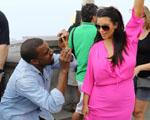 Brasil está na rota de Kim Kardashian, mas de um jeito todo virtual…