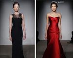Estilista aposta em vestidos de noivas coloridos e até pretos. Pode?