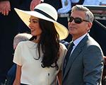 Casamento de Clooney e Amal Alamuddin custou caro. Descubra!