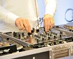 Muita animação no encerramento do projeto DJ School no Espaço Audi Lounge