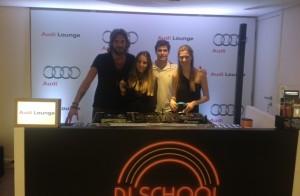 Pedrinho Braun e Stella Jacintho são os novos donos das pick-ups no Audi Lounge