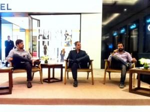 """À frente do 2Talk, Fred Lessa e Bruno Dias comandam o """"Jovens Empreendedores"""""""