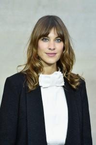 As franjices de Caroline de Maigret, Alexa Chung e outras fashionistas