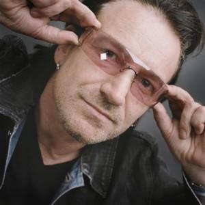 Em entrevista, Bono revela que sofre de glaucoma há 20 anos