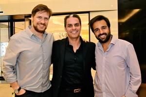 """Marcelo Checon fala sobre carreira na palestra """"Jovens Empreendedores"""" do 2Talk"""