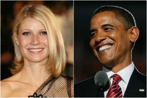 """Gwyneth Paltrow se derrete por Barack Obama: """"Você é tão lindo…"""""""