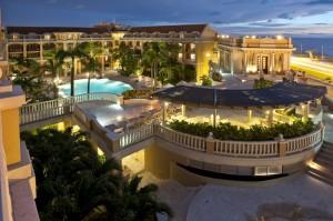 Hotel Sofitel Santa Clara Cartagena, na Colômbia, abre a programação de Réveillon