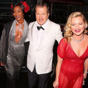 Fervo, celebridades e uma pitada de Cuba no aniversário de Mario Testino