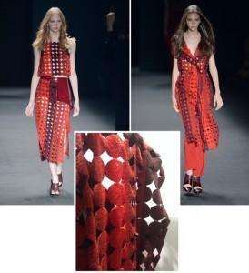 As peças de lã pura sofisticação do inverno 2015 de Giuliana Romanno