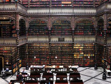 Para ler e ver…No Dia da Biblioteca, conheça as 11 mais incríveis do mundo