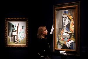 Mercado de arte cresce e Christie's e da Sotheby's batem recorde de lucro