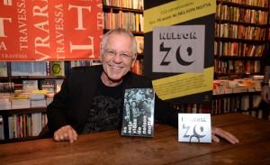 """Nelson Motta lança livro e CD: """"Tenho horror de nostalgia. Envelhece"""""""