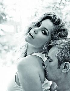 Flávia Alessandra e Otaviano Costa soltam faísca para a revista J.P