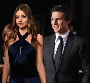 Tom Cruise e Miranda Kerr prestes a assumir o romance… Será?