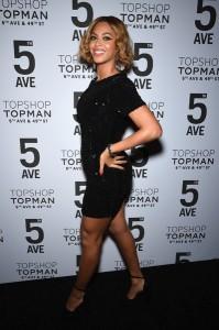 Topshop inaugura megastore em NY com elenco de tirar o fôlego