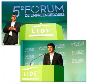 Fórum reúne poderosos no interior de SP para falar de empreendedorismo