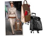 O carrinho de compras pelas mãos de Jean Paul Gaultier, Chanel e Louis Vuitton